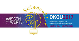 DKOU 2019 Science Slam Logo